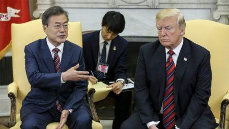 Trump insta a China a mantener hermética la frontera con Corea del Norte, debido a la incertidumbre de la cumbre con Kim