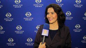"""""""Ojalá Shen Yun viniera más veces"""", comenta profesora universitaria de Puebla"""