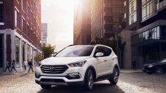 Santa Fe, una de las estrellas de Hyundai, se prepara para el cambio