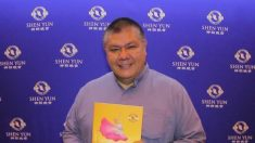 El periodista Miguel de La Cruz se sintió conectado con la energía y espiritualidad de Shen Yun