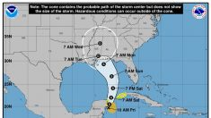 Se forma primera tormenta de la temporada de huracanes en Atlántico