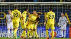 El Real Madrid cierra su campaña en la liga española con empate 2-2 ante Villarreal