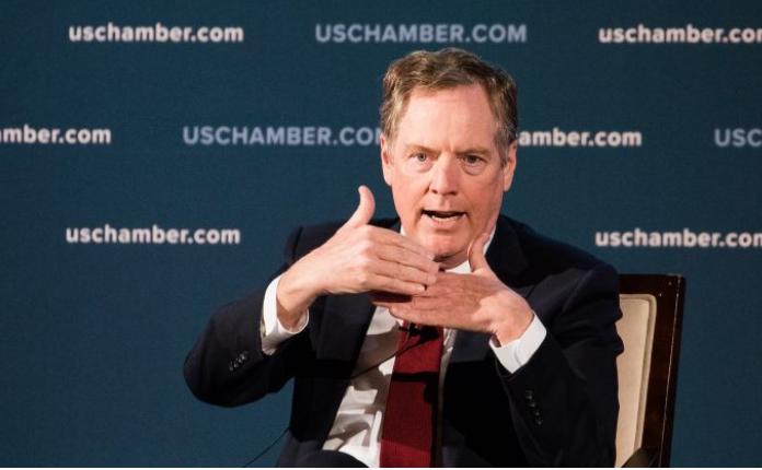 EEUU insiste en que China reduzca déficit comercial en USA$200.000 millones