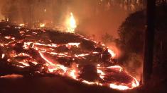 Volcán Kilauea: violentos brotes de lava consumen 112 estructuras en 48 horas