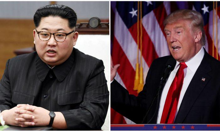 El dictador norcoreano Kim Jong Un y el presidente estadounidense Donald Trump. (Korea Summit Press Pool/Getty Images; Mark Wilson/Getty Image)