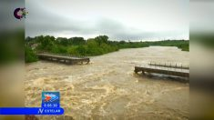 Fuertes lluvias de Alberto inundan provincias enteras en Cuba y causan cuatro muertos