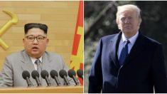 La histórica reunión con Kim Jong Un será en Singapur el 12 de junio, anuncia Trump