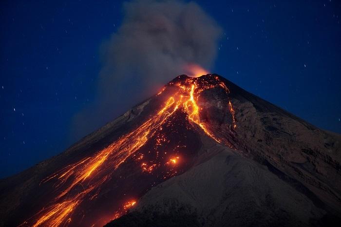 Erupción del volcán de Fuego: decenas de muertos y más de un millón de afectados en Guatemala