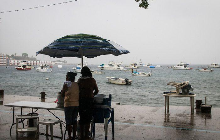 La tormenta tropical Nora se acerca este viernes 27 de agosto de 2021 a las costas del oeste de México y se prevé que cause fuertes lluvias en varios estados, informó el Servicio Meteorológico Nacional (SMN). EFE/ARCHIVO