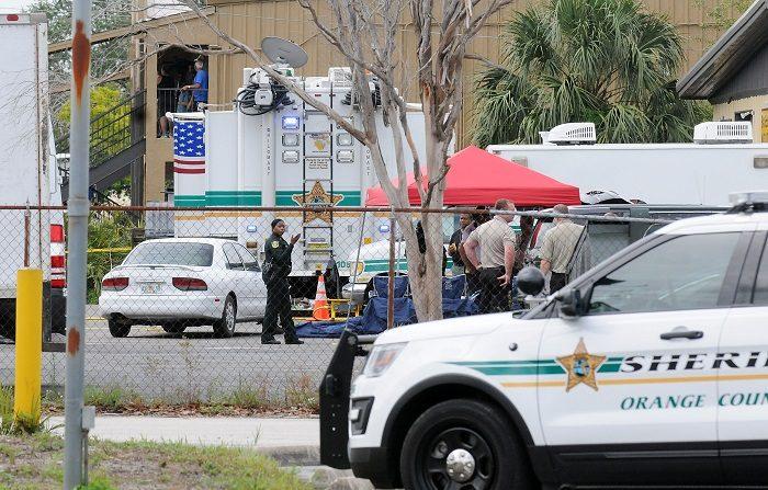 El hombre atrincherado en Florida mata a cuatro niños y se suicida