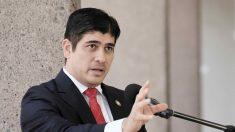 EEUU pone a Costa Rica como modelo para la región durante visita de Alvarado