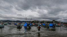 Cierran escuelas al sur de México por lluvias causadas por depresión tropical