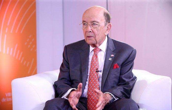 EE.UU. espera que el TLCAN retome el impulso después de las elecciones en México El secretario de Comercio de los Estados Unidos, Wilbur Ross. EFE/Archivo