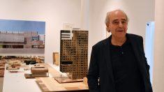 Una exposición revela la huella creativa del arquitecto Josep Lluís Mateo