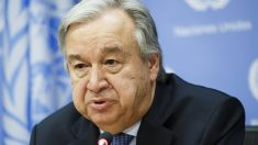 Guterres se reunirá con Pompeo para hablar de Oriente Medio y Corea del Norte