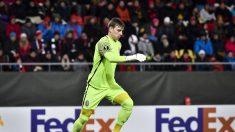 El Real Madrid anuncia el fichaje del joven meta ucraniano Andriy Lunin