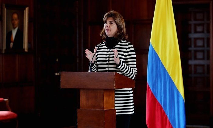 """La Cancillería de Colombia dijo hoy que el Gobierno español recibió """"positivamente"""" la sugerencia de trabajar en la negociación de un memorando de entendimiento que permita acordar los mecanismos de colaboración y participación en el proyecto de recuperación del galeón San José."""