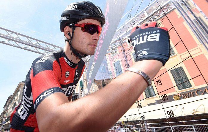 """Rick Zabel advierte a los conductores: """"Todos tenemos una sola vida"""" El ciclista alemán Rick Zabel. EFE/Archivo"""