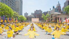 Falun Gong llevará a cabo un encuentro multitudinario y un desfile en Washington