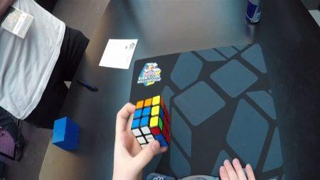 Clasificatorio al Mundial del Cubo Mágico Rubik, se celebra en Londres