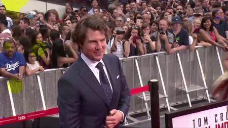 Tom Cruise regresa como Maverick en Top Gun 2