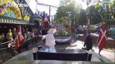 Los Jardines Tivoli, la gran inspiración de Walt Disney organiza un desfile