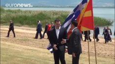 La Antigua República Yugoslava de Macedonia cambió de nombre