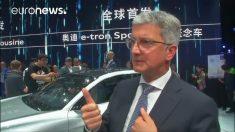 Detienen al presidente de Audi por el caso 'Dieselgate'