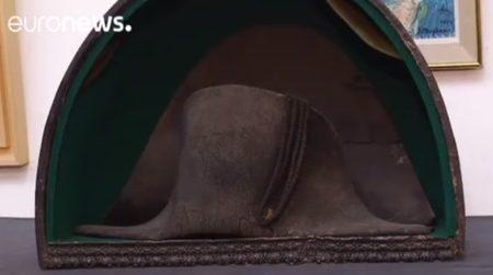 Subastan sombrero bicornio que perteneció a Napoleón por 350.000 euros
