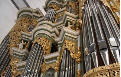 Órganos alemanes, un Patrimonio Cultural reconocido por la UNESCO