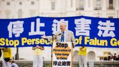 Acto frente al Capitolio de EE.UU. pide el fin de la persecución a Falun Dafa