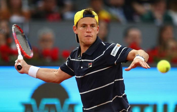 Argentino Diego Schwartzman jugará los octavos de final de Roland Garros. (Foto de Clive Brunskill/Getty Images)