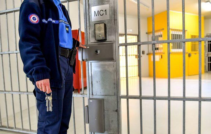 Dos personas fueron condenadas hoy a 15 y 16 años de prisión, respectivamente, por haber apoyado materialmente al autodenominado ISIS. (Foto de Philippe HUGUEN / AFP) (El crédito de la foto debe leer PHILIPPE HUGUEN/AFP/Getty Images)