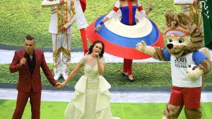 Ceremonia de apertura del Mundial Rusia 2018: Fotos y videos de una fiesta breve y con altibajos