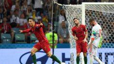 Mundial 2018: Portugal 3 – España 3, un partidazo lleno de emoción y récords para Ronaldo