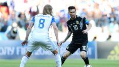 Mundial Rusia 2018: Argentina 1 – Islandia 1, la albiceleste sufrió ante un rival que no se amedrentó