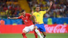 Mundial Rusia 2018: Brasil 1 – Suiza 1, el pentacampeón tuvo un debut flojo