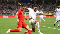 Mundial Rusia 2018: Túnez 1 – Inglaterra 2, agónica victoria de los ingleses en el último minuto