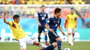 Mundial Rusia 2018: Colombia 1 – Japón 2, caen los cafeteros en una sorpresa más de un Mundial impredecible