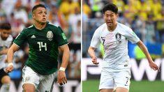 México mira hacia los octavos del Mundial de Rusia