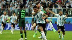 Mundial Rusia 2018: Argentina 2 – Nigeria 1, agónica clasificación de la albiceleste en el último minuto