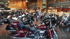 Trump: 'Sorprendido' de que Harley-Davidson ceda en el enfrentamiento tarifario
