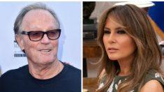 Melania Trump notifica al Servicio Secreto después que un actor hace un llamado para secuestrar a su hijo