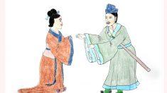 La poco agraciada solterona de 40 años que se ofreció para casarse con el Rey