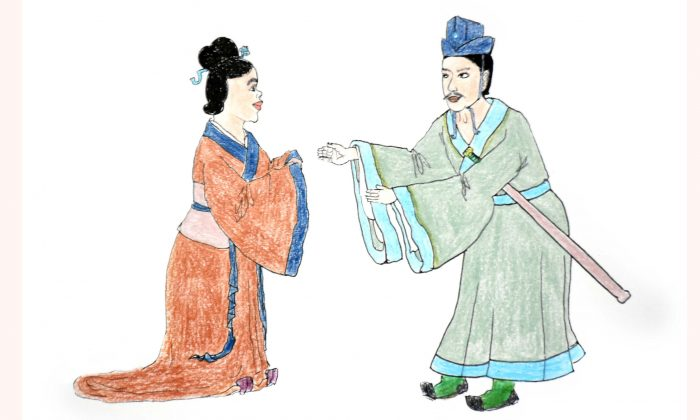 Ilustración por Sun Mingguo/La Gran Época