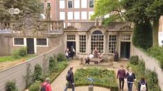 Se abren las puertas de los jardínes secretos de Ámsterdam
