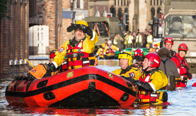 Cien rescatistas y científicos europeos practican respuestas ante una emergencia tóxica masiva