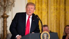 Donald Trump emite su ultimátum comercial