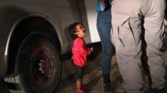 Padre de la niña hondureña en la portada de la revista Time revela que ella nunca fue separada de su madre