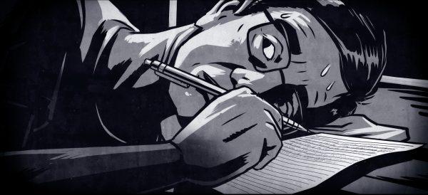 Carta de SOS en campo de trabajo forzado en Masanjia